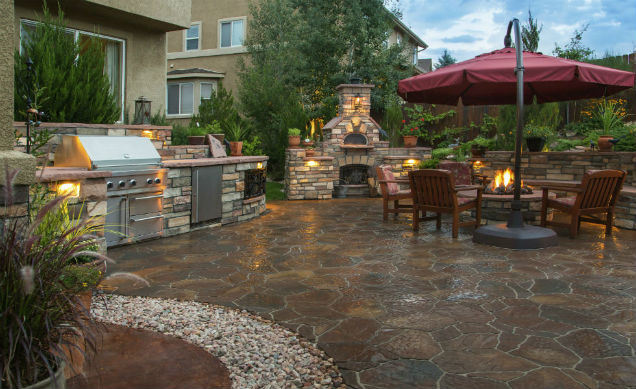 huffman stone patio outdoor luxury patio rh houstontxoutdoorkitchens com outdoor stone patio designs outdoor stone patio cleaner