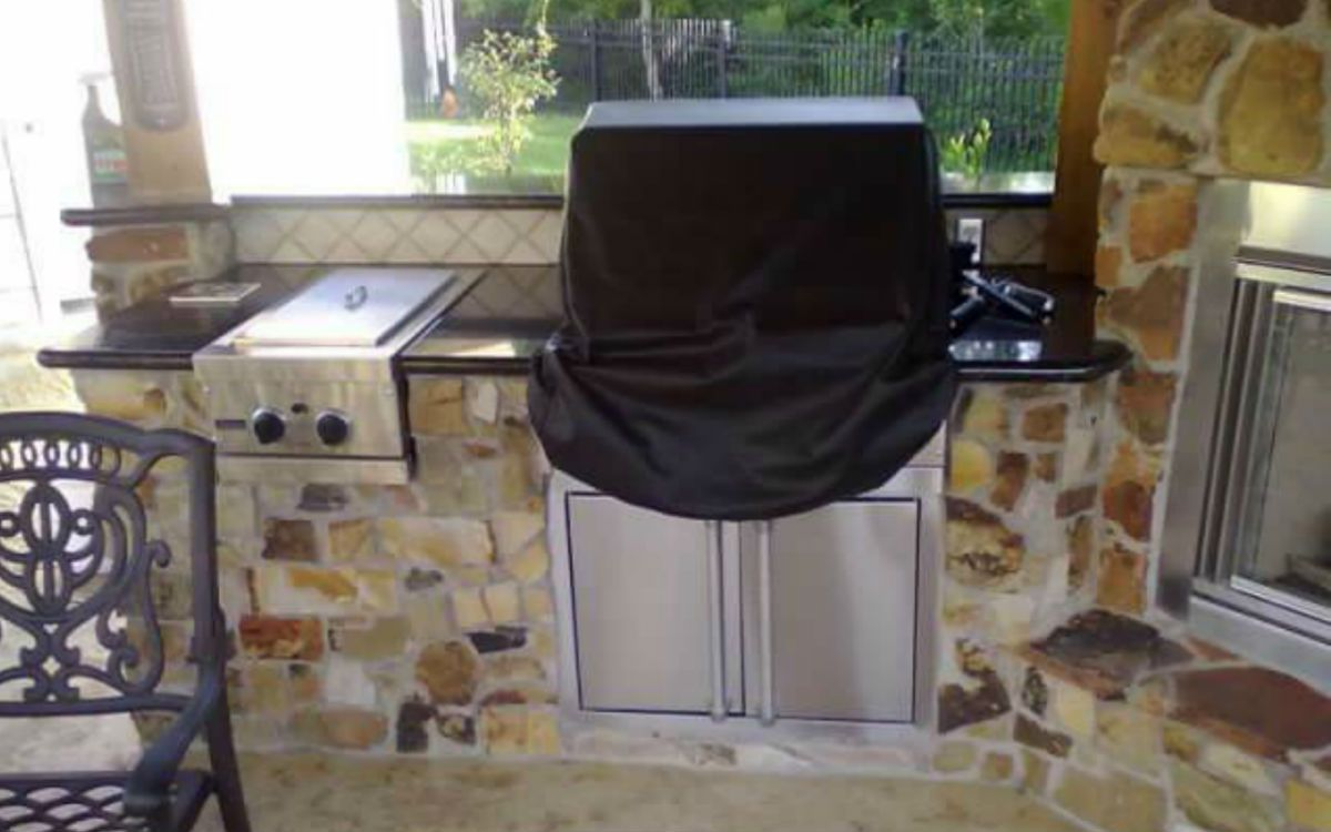View Larger Image Example Of What The Best Outdoor Grills Look Like